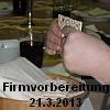 Firmvorbereitung: 21.3.2013