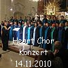 heartchor - Konzert 14.11.2010
